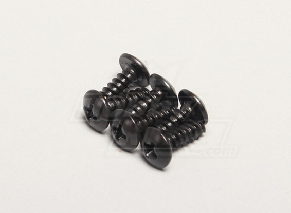 Button Head Screw TT4*12 (6pcs) - Turnigy Titan 1/5
