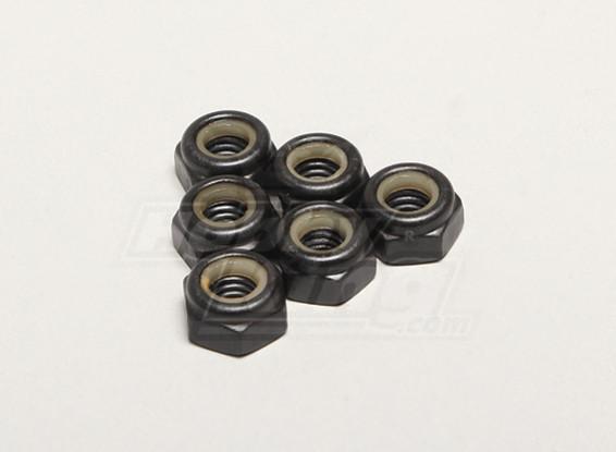 Nutech Lock Nut M6 (6pcs) - Turnigy Titan 1/5