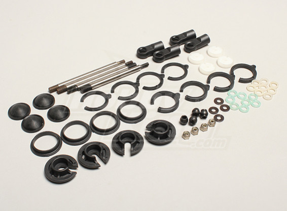 Shock Absorber Rebuild Kit - Turnigy Thunderbolt 1/5
