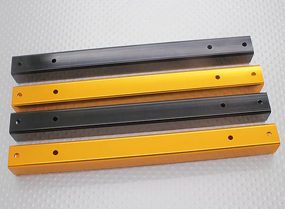 Hobbyking X650F Glass Fiber Quadcopter Frame 550mm Aluminum Tube (4pcs)