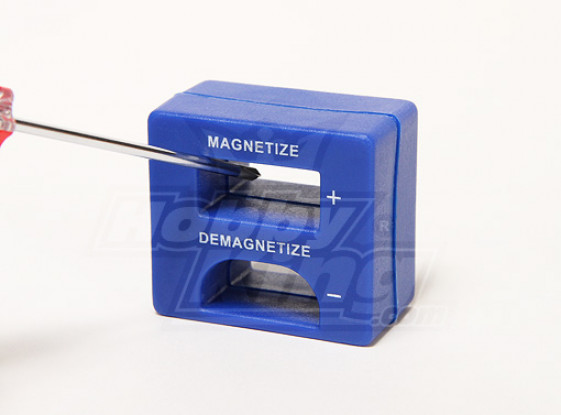 2 in 1 Magnetizer and Demagnetizer Tool