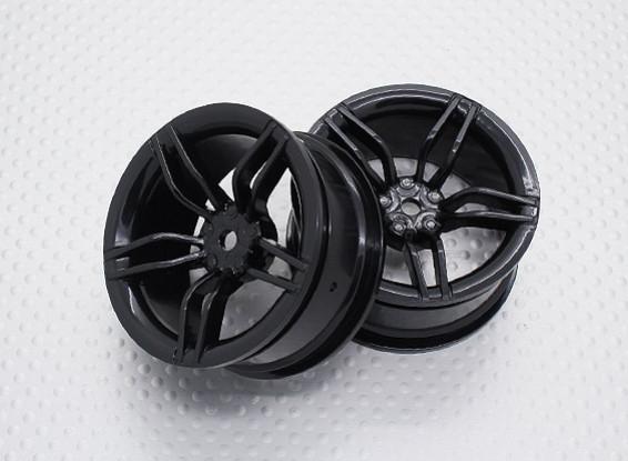 1:10 Scale High Quality Touring / Drift Wheels RC Car 12mm Hex (2pc) CR-FFNB