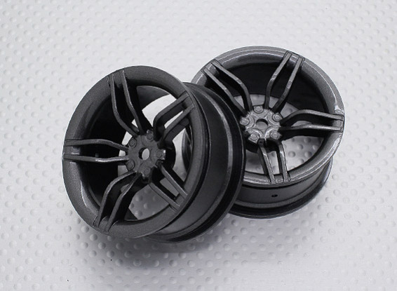 1:10 Scale High Quality Touring / Drift Wheels RC Car 12mm Hex (2pc) CR-FFM