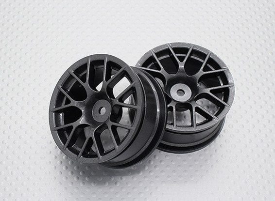 1:10 Scale High Quality Touring / Drift Wheels RC Car 12mm Hex (2pc) CR-CHM