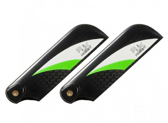 70mm High Quality Carbon Fiber Tail Blades