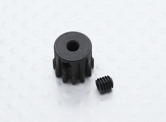 12T/3.17mm 32 Pitch Hardened Steel Pinion Gear