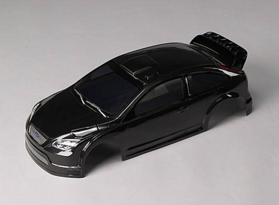 1:10 FOCUS Finished Body Shell w/LED Buckets