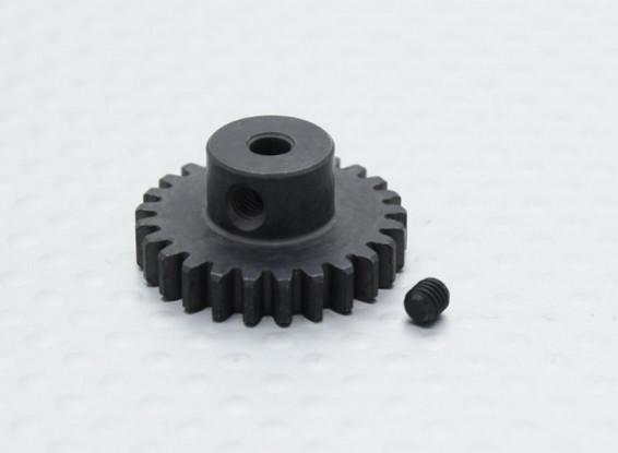 25T/3.17mm 32 Pitch Hardened Steel Pinion Gear