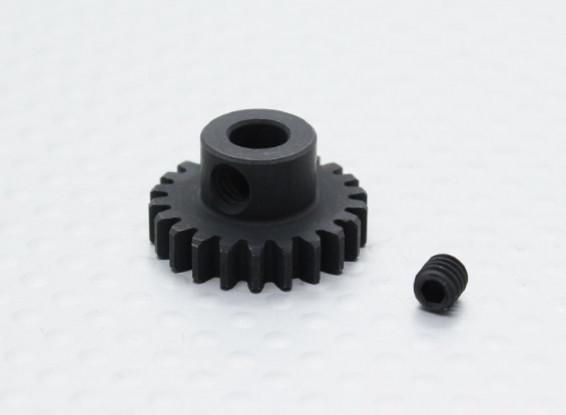 22T/5mm 32 Pitch Hardened Steel Pinion Gear