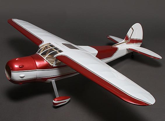 Cessna 195 Civil Aircraft 1350mm (Balsa/Ply) Kit