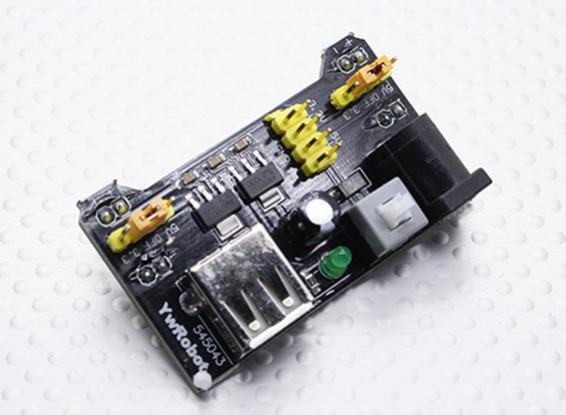 Kingduino Compatible Bread Board Power Adapter Module