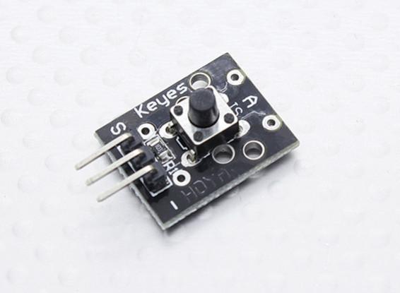 Kingduino Compatible Button Switch Module