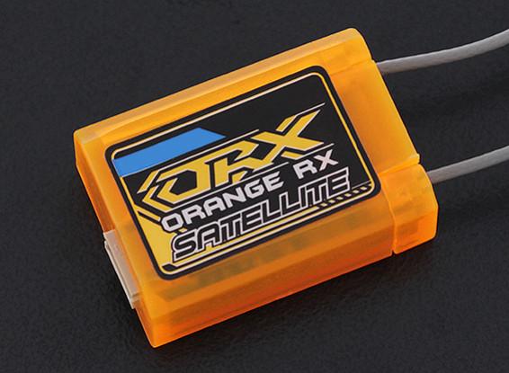 OrangeRx R110XL 2.4Ghz Satellite Receiver (long antenna version)