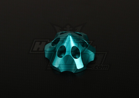 3D Spinner for DLE111 / DA100 / TMM-53 /TMM-106 / 3W 50-100 (Green)
