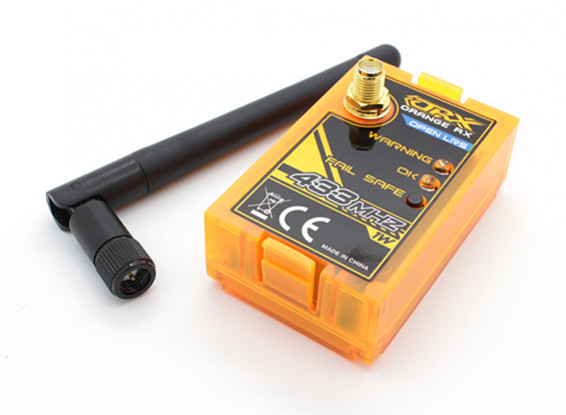 OrangeRX Open LRS 433MHz Transmitter 1W (compatible with Futaba radio)