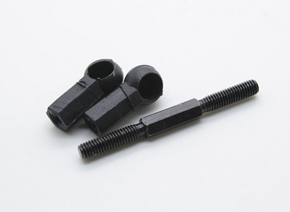 Toxic Nitro - Steering Rod