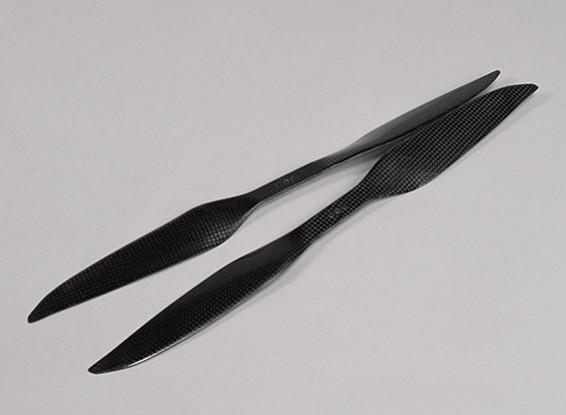 Multirotor Carbon Fiber for DJI S800 Propeller 16x4 Black (CW/CCW) (2pcs)