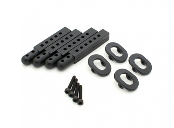 Body Mounting Post (1set) - BSR 1/8 Rally