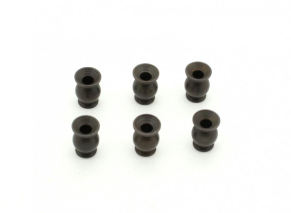 6.8 Steering Ball Stud (6pcs) - BSR 1/8 Rally