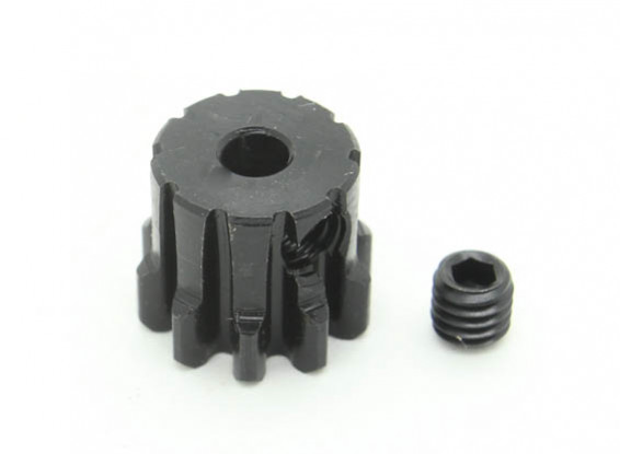 10T/3.175mm M1 Hardened Steel Pinion Gear (1pc)