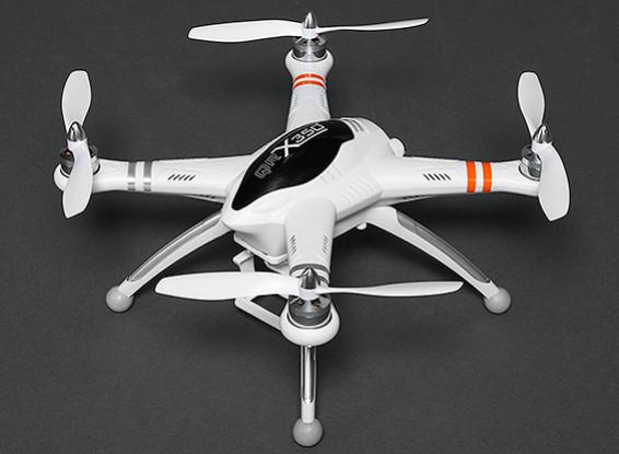 Walkera QR X350 FPV GPS Quadcopter w/DEVO F7 5.8Ghz Video TX and GoPro Adapter/Mount (Mode2) (RTF)