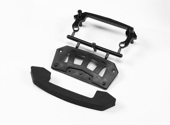 Front Bumper Set - The Devil 1/10 4WD Drift Car