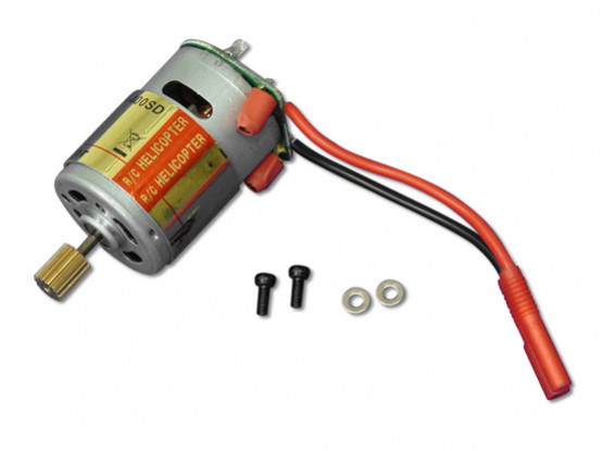 Walkera G400 GPS Helicopter - Replacement Brushed Motor (380PF)