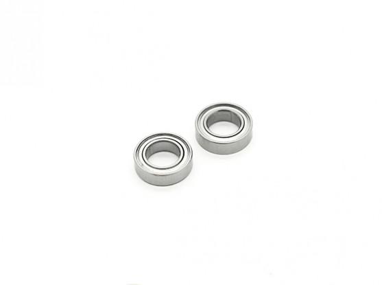 RJX X-TRON 500 8 x 14 x 4mm Bearing # X500-8002 (2pcs)