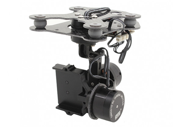 DYS Smart3 3 Axis GoPro Gimbal with AlexMos Control Board (BaseCam)