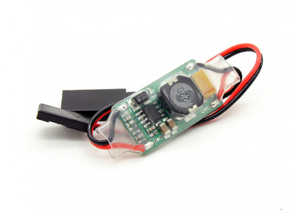 LED Power Source - Turnigy Little Cosmos 1/16 Drift Car (1pc)