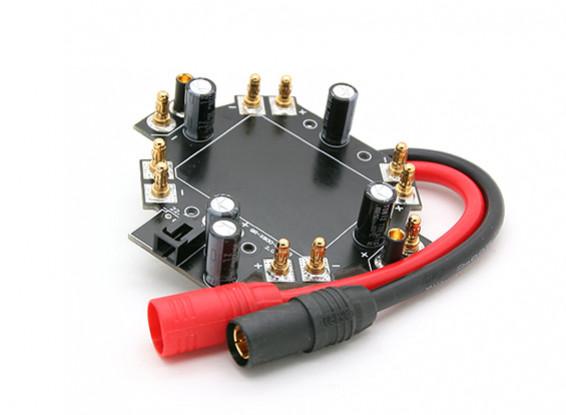 Walkera QR X800 FPV GPS QuadCopter - Power Distribution Board