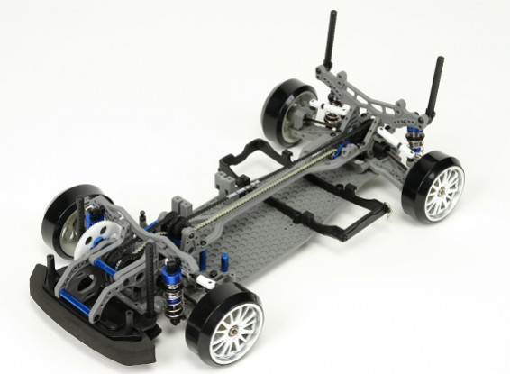 The Devil 1/10 4WD Drift Car (Kit)