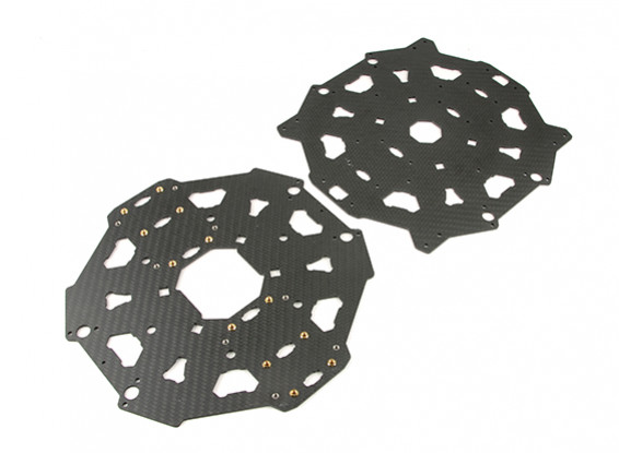Tarot T810 and T960 Hexa-copter Main Plate (Upper and Lower)