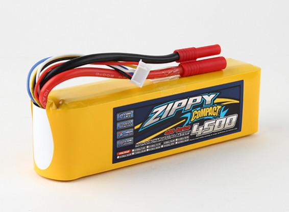 ZIPPY Compact 4500mAh 4s 40c Lipo Pack