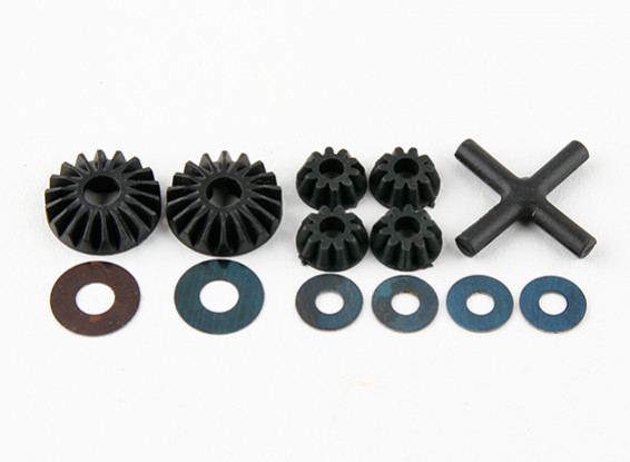 Basher RZ-4 1/10 Rally Racer - Plastic Diff. Gear Set
