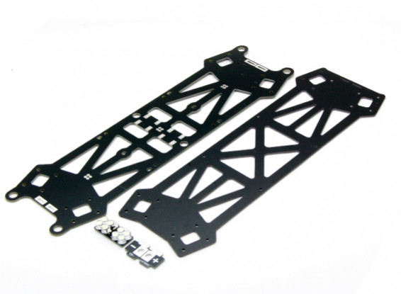Dart 400 Replacement lower PDB Frame set and LED