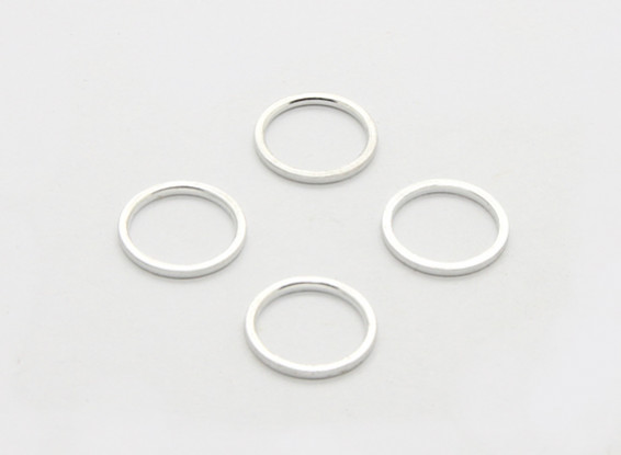 BSR Racing M.RAGE 4WD M-Chassis - Diff O-Rings (4pcs)