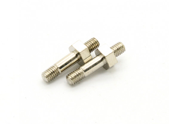 BSR Racing M.RAGE 4WD M-Chassis - Steering Bolts (2pcs)