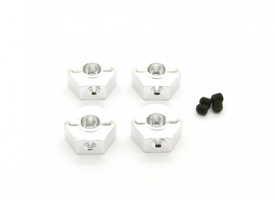 BSR Racing M.RAGE 4WD M-Chassis - 12mm Hex Hub (4pcs)