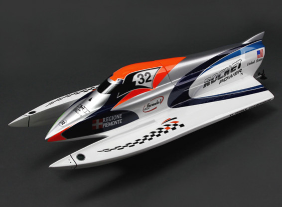 HobbyKing® Rocket Power 650EP Formula 1 Tunnel 620mm (ARR)