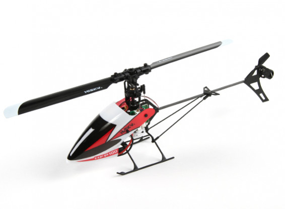 HiSky HFP100 V1 Mini Fixed Pitch RC Helicopter (Connection Ready) (Flysky protocol)