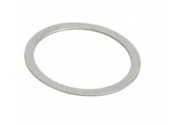 Stainless Steel 10mm Shim Spacer 0.1/0.2/0.3 (10pcs each) - 3Racing SAKURA FF 2014