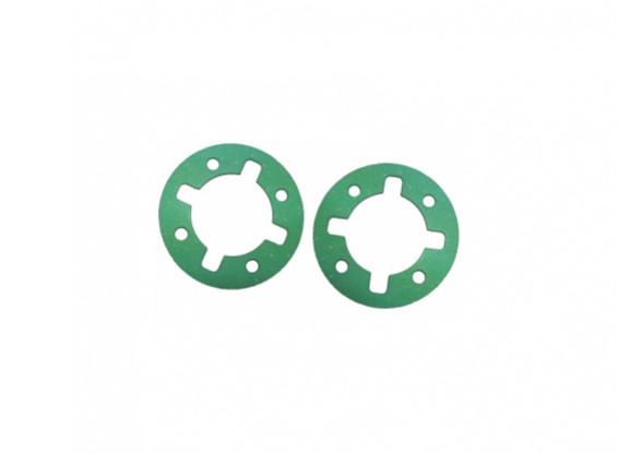 Gear Differenial Gasket (2pcs) - 3Racing SAKURA FF 2014