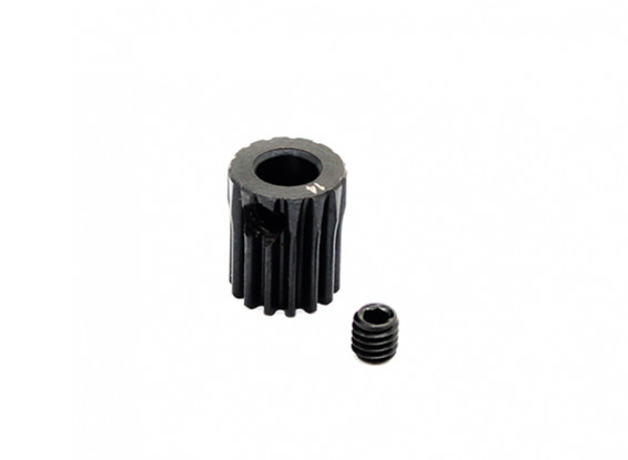 Hobbyking™ 0.6M Hardened Steel Helicopter Pinion Gear 5mm Shaft - 14T