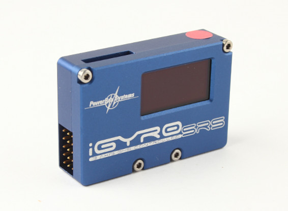 PowerBox iGyro for Airplane w/GPS Module