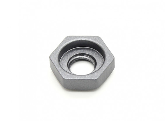 Steer Lock Nut - H.King Rattler 1/8 4WD Buggy