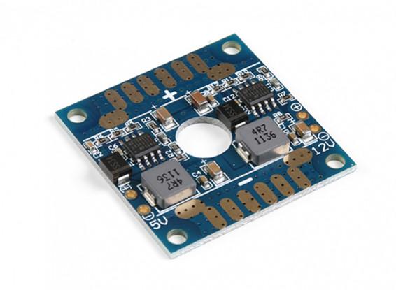 HobbyKing™ Mini Dual BEC & Distribution Board