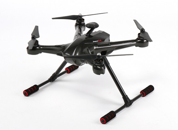 Walkera Scout X4 Aerial Video Quadcopter w/2.4GHz Bluetooth Datalink (Connection Ready)