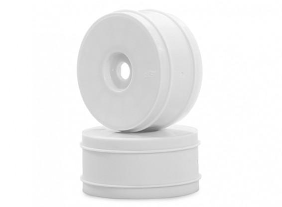 JCONCEPTS Mono-Max-Ups 1/8th Buggy Wheel - White