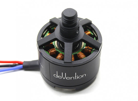 Walkera Tali H500 - Replacement Brushless Motor (Counter Clockwise thread)